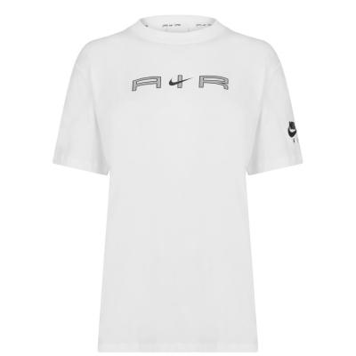 Tricou Nike Air pentru femei alb