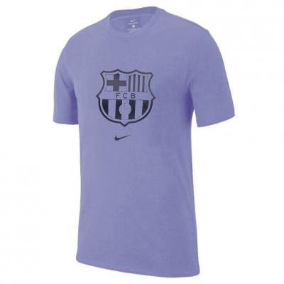 Tricou Nike FCB Evergreen Crest mov CZ5597 569 pentru Barbati