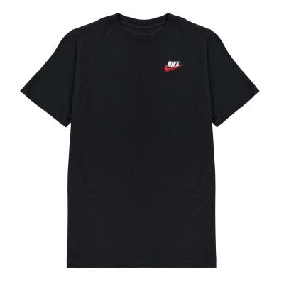 Tricou Nike Futura pentru baietei negru rosu
