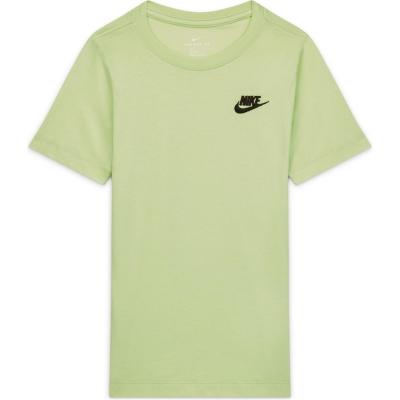 Tricou Nike Futura pentru baietei verde lime