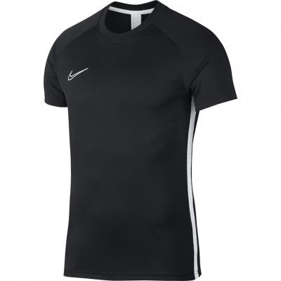 Tricou Nike M Dry Academy SS barbati negru And alb AJ9996 010