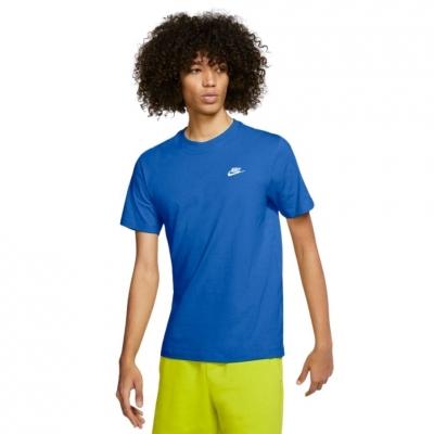 Tricou Nike Nsw Club albastru AR4997 403 pentru Barbati