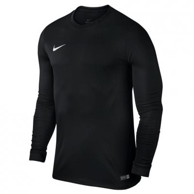Nike Park VI JSY maneca lunga jersey negru 725884 010 barbati