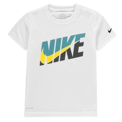 Tricou Nike Performance baietei alb