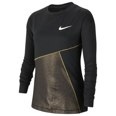 Tricou Nike Premium Pro pentru baietei negru alb