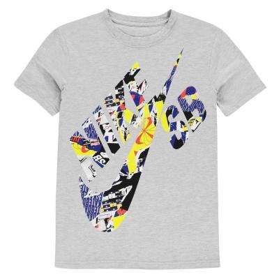 Tricou Nike QTT Rip Fill pentru baietei
