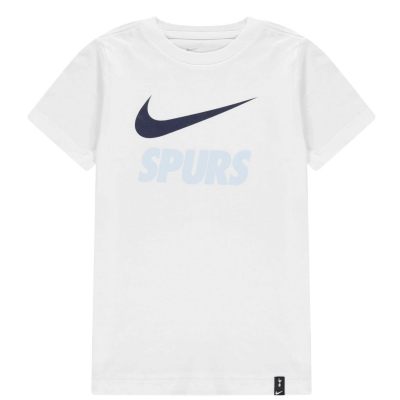 Tricou Nike Tottenham Hotspur pentru copii alb