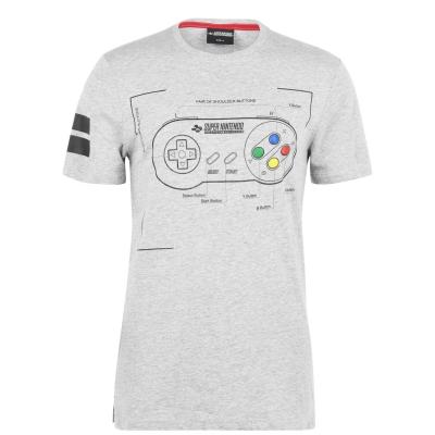 Tricou Nintendo cu personaje