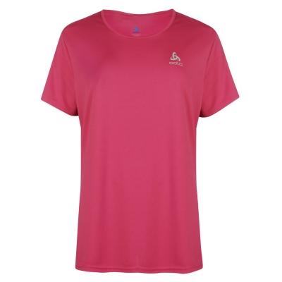 Tricou Odlo Cardada pentru Femei roz mov
