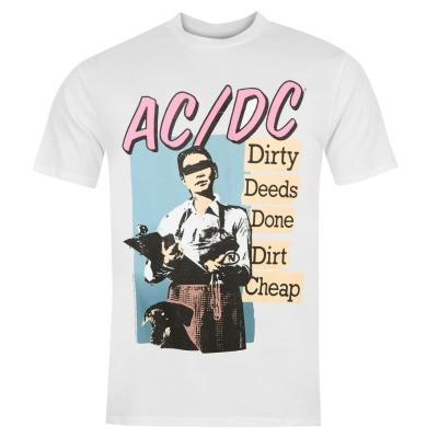Tricou Official ACDC pentru Barbati dirty deeds