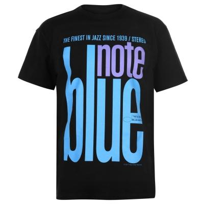 Tricou Official Official albastru Note pentru Barbati