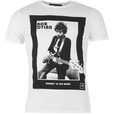 Tricou Official Bob Dylan pentru Barbati