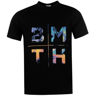 Tricou Official Bring Me The Horizon (BMTH) multicolor