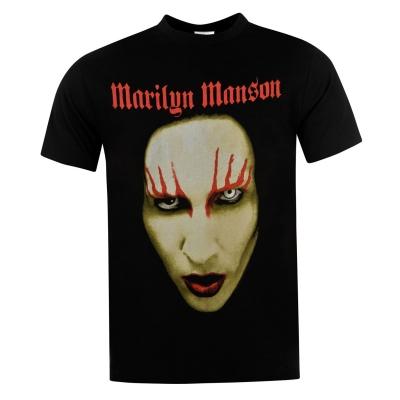 Tricou Official Marilyn Manson pentru Barbati