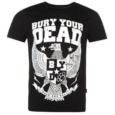 Tricou Official Bury Your Dead pentru Barbati