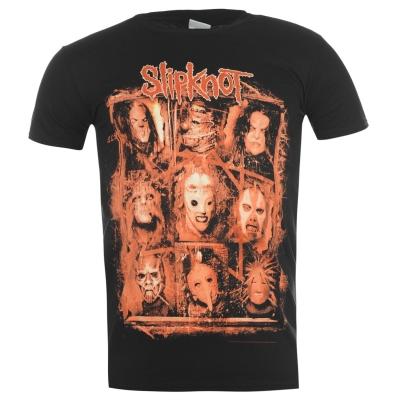 Tricou Official Slipknot visiniu face