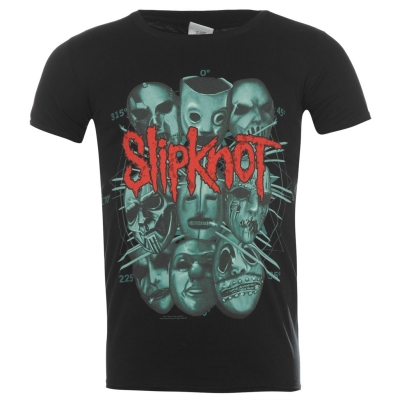 Tricou Official Slipknot