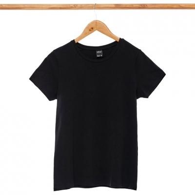 Tricou Outhorn negru intens HOL21 TSD600 20S pentru femei