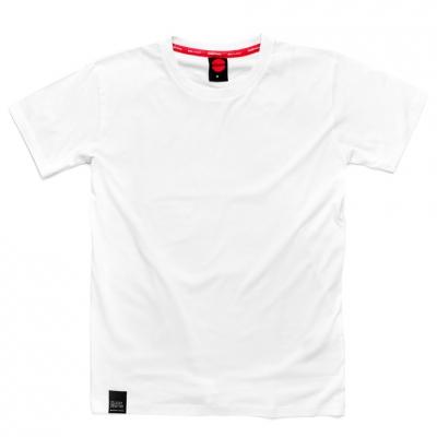 Tricou Ozoshi Blank Masaru alb O20TSBR008-ADD pentru Barbati