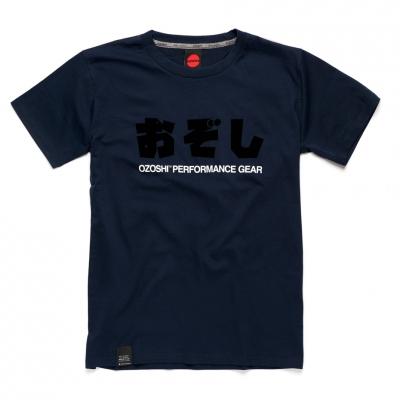 Tricou Ozoshi Haruki bleumarin TSH O20TS011 pentru Barbati