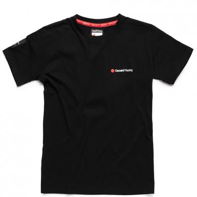 Tricou Ozoshi Hiroki negru O20TSBR004 pentru Barbati