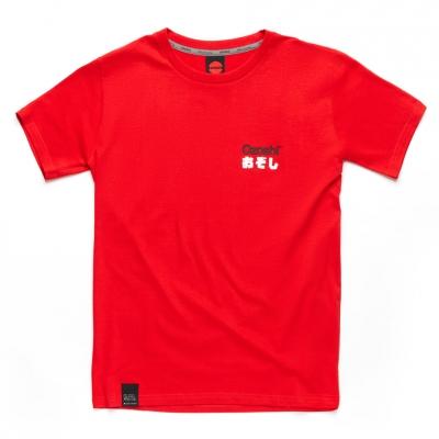 Tricou Ozoshi Isao rosu TSH O20TS005 pentru Barbati