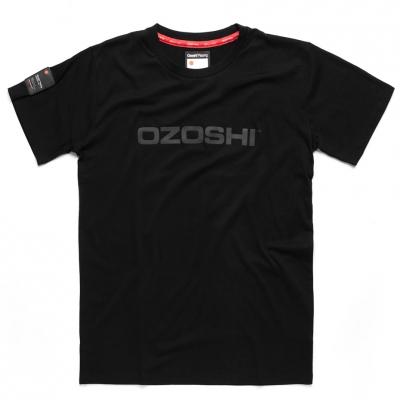 Tricou Ozoshi Naoto negru O20TSRACE004 pentru Barbati