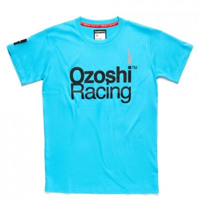 Tricou Ozoshi Satoru albastru O20TSRACE006 pentru Barbati