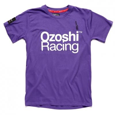 Tricou Ozoshi Satoru mov O20TSRACE006 pentru Barbati