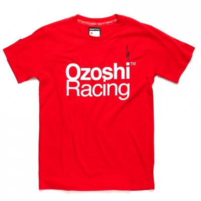 Tricou Ozoshi Satoru rosu O20TSRACE006 pentru Barbati