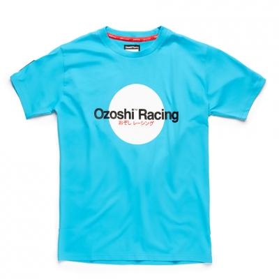 Tricou Ozoshi Yoshito albastru O20TSRACE005 pentru Barbati