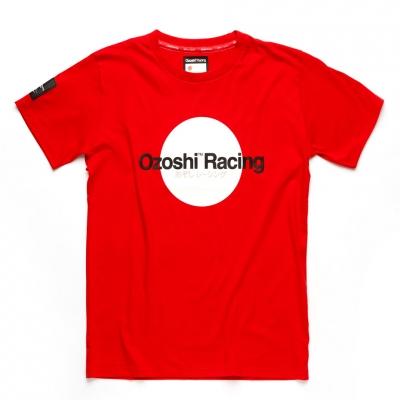 Tricou Ozoshi Yoshito rosu O20TSRACE005 pentru Barbati
