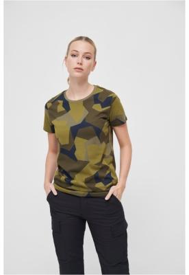 Tricou pentru Femei swedish-camuflaj Brandit