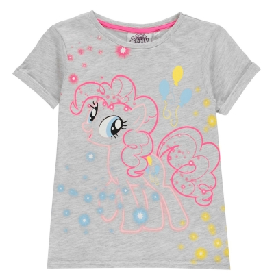 Tricou pentru fetite cu personaje