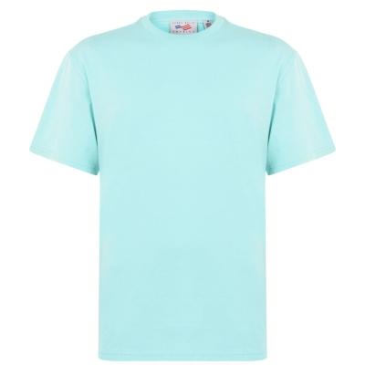 Tricou cu imprimeu Perry Ellis Back aruba albastru