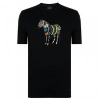 Tricou PS BY PAUL SMITH imprimeu zebra Print
