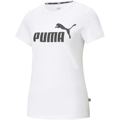 Tricou Puma No1 Logo QT alb negru