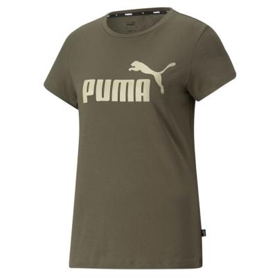 Tricou Puma No1 Logo QT mov multicolor
