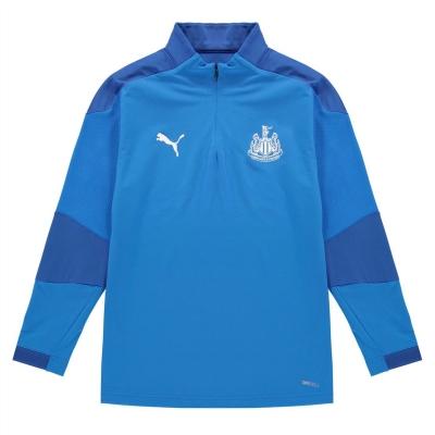 Tricou Puma Nufc quarter albastru