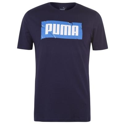 Tricou Puma World QT pentru Barbati bleumarin