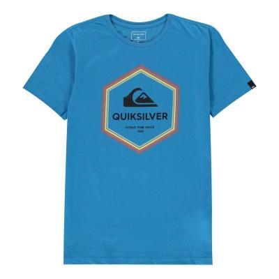 Tricou Quiksilver Lotus pentru baietei albastru