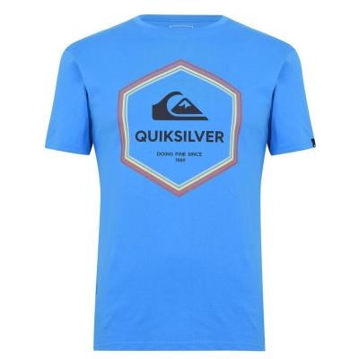 Tricou Quiksilver Lotus pentru Barbati albastru