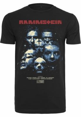 Tricou Rammstein Sehnsucht Movie negru
