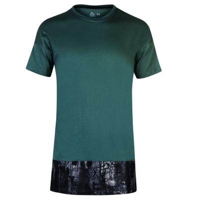Tricou Reebok EE Trend pentru Barbati alb verde