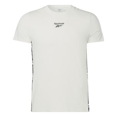 Tricou Reebok Tape pentru Barbati alb