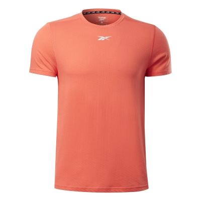 Tricou Reebok WOR plasa pentru Barbati portocaliu flare