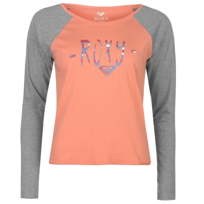 Tricou Roxy Brushed crab verde