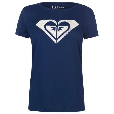 Tricou Roxy My Heart pentru Femei dress albastru