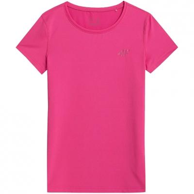 Tricou roz Functional 4F NOSH4 TSDF352 54S pentru femei