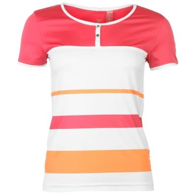Tricou Limited Sports Saman antrenament pentru Femei roz